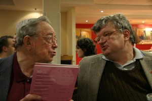 Kim Peek (Right)